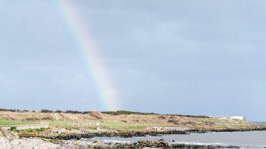 God's Rainbow Promise—Life Will Go On