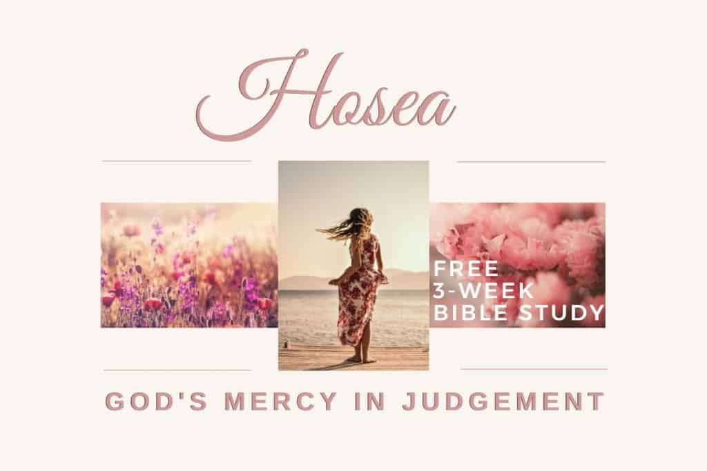 flowers woman on beach Hosea Bible study